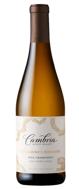 Cambria Estate Winery – Katherine's Vineyard 2015