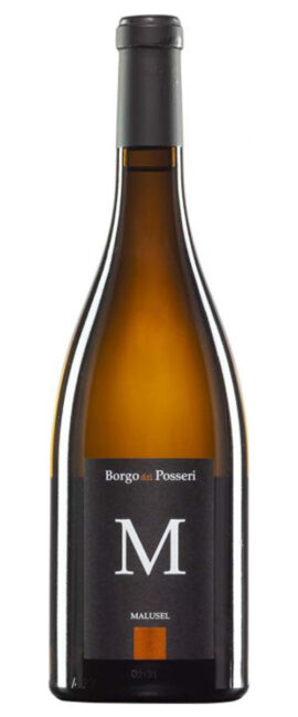 Borgo Dei Posseri, Malusel Cuvée Bianco 2016