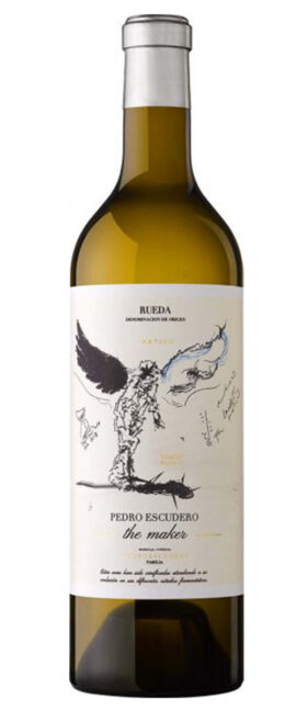 Pedro Escudero, The Maker, Verdejo 2019