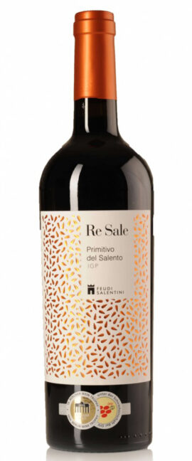 Re Sale Primitivo Del Salento IGP