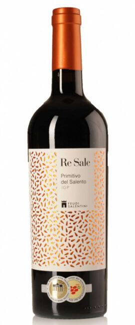 Re Sale Primitivo Del Salento IGP
